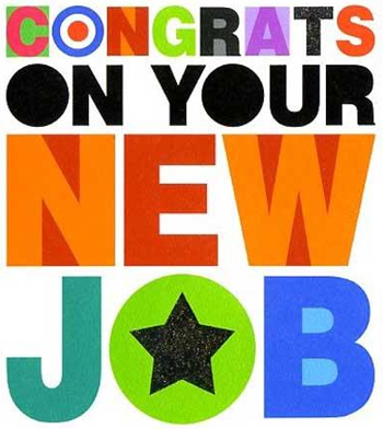 New job congratulations card carol michalski lifecoach new job congratulations card thecheapjerseys Image collections